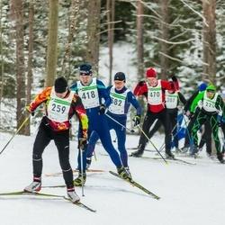 19. Alutaguse Maraton - Tavo Uuetalu (259), Esko Koivula (382), Aare Huik (418), Lauri Antalainen (470)