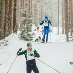 19. Alutaguse Maraton - Martin Laur (419), Raino Poll (468)