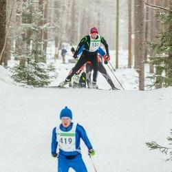 19. Alutaguse Maraton - Anti Arak (131), Martin Laur (419)