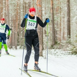 19. Alutaguse Maraton - Pille Palumaa (367), Mikhail Gorlovich (423)