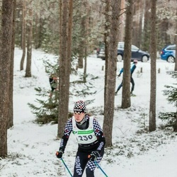 19. Alutaguse Maraton - Kirsti Risthein (230)