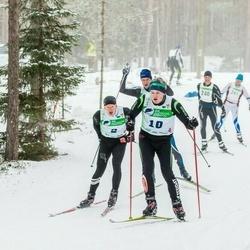 19. Alutaguse Maraton - Sander Linnus (10), Eero Pärm (240)