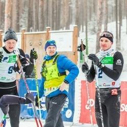19. Alutaguse Maraton - Timo Simonlatser (2), Raivo Sala (9)