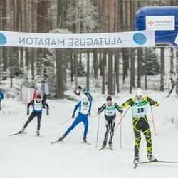 19. Alutaguse Maraton - Tiit Orlovski (18), Marek Nõmm (20)