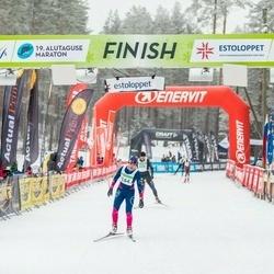 19. Alutaguse Maraton - Katrin Juurak (166)
