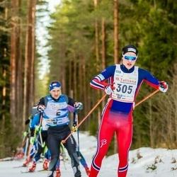 19. Tallinna Suusamaraton - Klaus Mark Kolpakov (305)