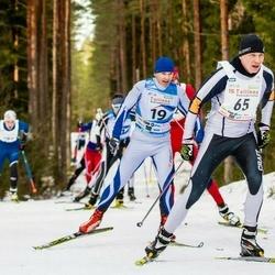 19. Tallinna Suusamaraton - Aivar Ridamäe (19), Rainer Tokko (65)