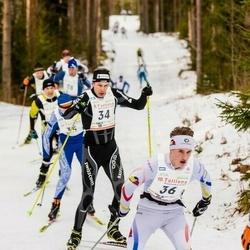19. Tallinna Suusamaraton - Egert Lepiksaar (36)
