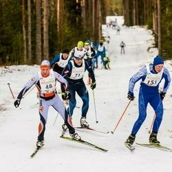 19. Tallinna Suusamaraton - Aivar Villemson (48), Toomas Horma (153)