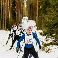19. Tallinna Suusamaraton - Hannes Poolamets (142)
