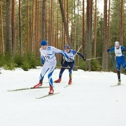 19. Tallinna Suusamaraton - Aivar Ridamäe (19), Raido Türk (296)