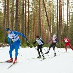 19. Tallinna Suusamaraton - Taavi Kaiv (10), Kaidar Hussar (23)