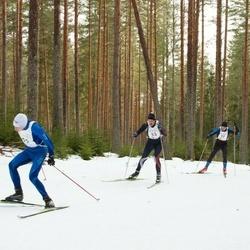 19. Tallinna Suusamaraton - Juri Kovaljov (29), Oleg Kovaljov (33)