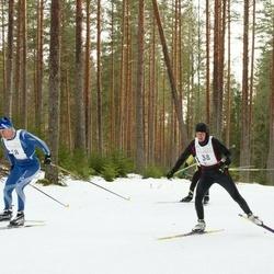 19. Tallinna Suusamaraton - Ago Veilberg (28), Tiit Lehto (38)