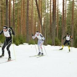 19. Tallinna Suusamaraton - Ivo Tupits (34), Egert Lepiksaar (36)