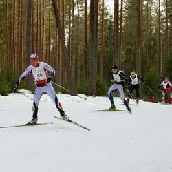 19. Tallinna Suusamaraton - Aivar Villemson (48), Tanel Levkoi (306)