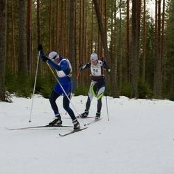 19. Tallinna Suusamaraton - Alar Reiska (56), Villu Klesmann (57)