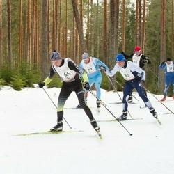 19. Tallinna Suusamaraton - Kaupo Jalasto (66), Assar Tops (83)