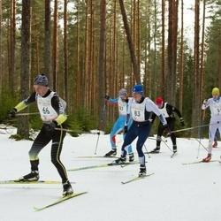 19. Tallinna Suusamaraton - Bret-Gregor Maidre (51), Kaupo Jalasto (66), Assar Tops (83)
