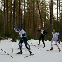 19. Tallinna Suusamaraton - Bret-Gregor Maidre (51), Assar Tops (83)