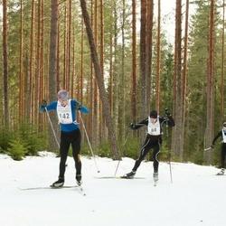 19. Tallinna Suusamaraton - Jaanus Kütson (88), Hannes Poolamets (142)