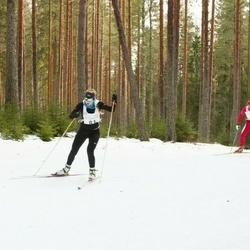 19. Tallinna Suusamaraton - Laura Kuusemets (81)
