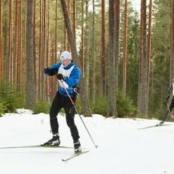 19. Tallinna Suusamaraton - Merilin Jürisaar (86), Mikk Jakobson (99)