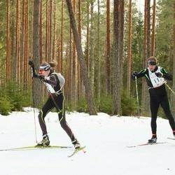 19. Tallinna Suusamaraton - Merilin Jürisaar (86), Raino Poll (112)