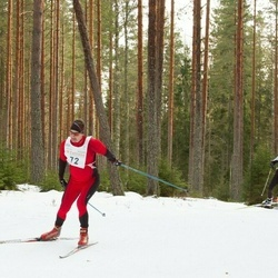 19. Tallinna Suusamaraton - Margus Kaasik (72)