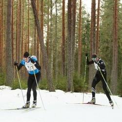 19. Tallinna Suusamaraton - Hannes Normak (312)