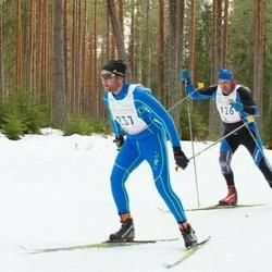 19. Tallinna Suusamaraton - Aldo Koppel (126), Marko Pruus (237)