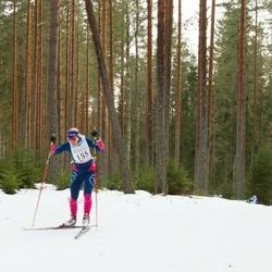 19. Tallinna Suusamaraton - Katrin Juurak (155)
