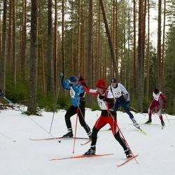 19. Tallinna Suusamaraton - Ene Aigro (92)