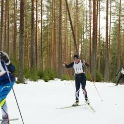 19. Tallinna Suusamaraton - Uuno Ruus (178), Alexander Tishchenkov (311)