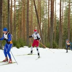 19. Tallinna Suusamaraton - Marti Pungits (148), Sten Selge (288)