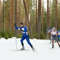 19. Tallinna Suusamaraton - Ahto Vink (138), Madis Lepiksaar (143)