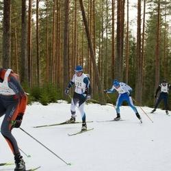 19. Tallinna Suusamaraton - Kalle Kiiranen (110), Madis Lepiksaar (143), Peeter Allik (152)