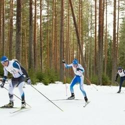 19. Tallinna Suusamaraton - Kalle Kiiranen (110), Peeter Allik (152)