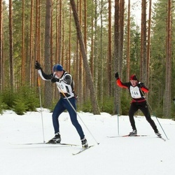 19. Tallinna Suusamaraton - Hanno Traks (100), Jaanus Pino (146)