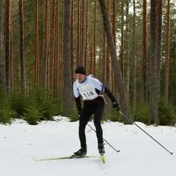19. Tallinna Suusamaraton - Andrus Prangli (118)