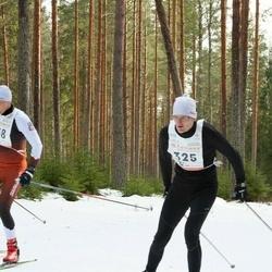 19. Tallinna Suusamaraton - Erki Parri (158), Raido Kukk (325)