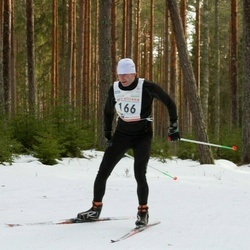 19. Tallinna Suusamaraton - Kalev Albri (166)