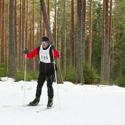 19. Tallinna Suusamaraton - Mehis Täpp (165)