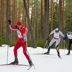 19. Tallinna Suusamaraton - Mart Välba (174), Rando Sui (175), Martin Sagaja (186)