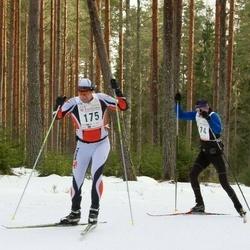 19. Tallinna Suusamaraton - Mart Välba (174), Rando Sui (175)
