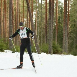 19. Tallinna Suusamaraton - Taavi Tell (192)