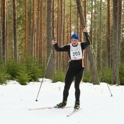 19. Tallinna Suusamaraton - Rein Kalle (205)