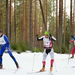 19. Tallinna Suusamaraton - Heiki Prants (139), Teet Kallakmaa (183), Hillar Valk (188), Indrek Tulp (314)