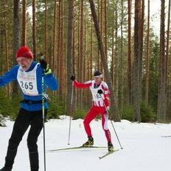 19. Tallinna Suusamaraton - Teet Kallakmaa (183), Lauri Ruberg (265)