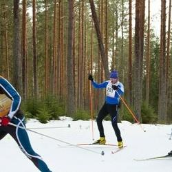 19. Tallinna Suusamaraton - Ermo Veelain (159), Tiit Kabonen (201)